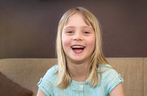 Vet du vad jämställdhet är för något?Signe Fröberg, 5, Jakobsberg:- Nej. Betyder det att man är jämnårig?