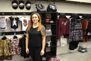 På lördag öppnar Theresa Bystedt sin butik i In-gallerian.