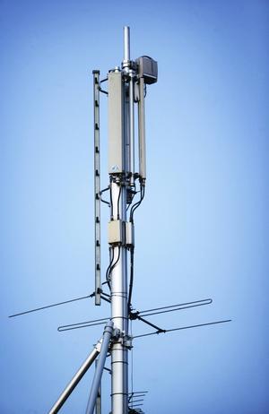 Telia driftsätter en ny mobilmast i Los inom kort.