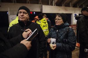 Gösta Lindberg och Ing-Marie Otto Lindberg ser fram emot att flytta från Hörnett till Solsidan.