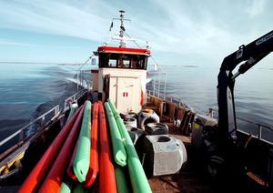 Sjöfartsverket ska under två år rusta skärgårdens sjömärken.