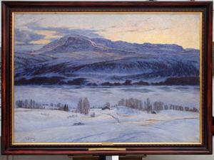 Anton Genbergs målning