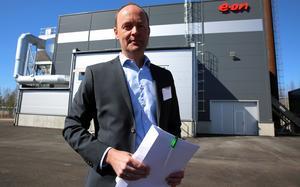 Erik Gynt, chef E.on Svealand,