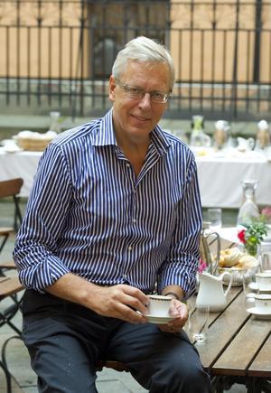 Bäst lämpad. Mats Odell framstår som den som bäst kan samla och ena partiet, med sitt inkluderande ledarskap, skriver Tuve Skånberg.foto: scanpx