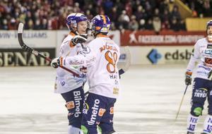 Daniel Berlin och Tobias Björklund.