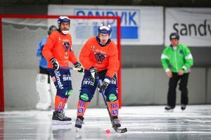 Ville Aaltonen och Bollnäs möter Uralskij Trubnik, Broberg och Veiterä i gruppspelet.