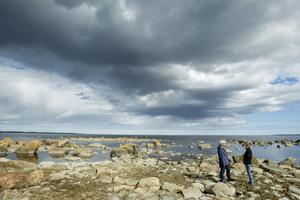 Margareta Örn-Liljedahl och Christina Åström var miljöinspektörer och kollegor i Söderhamns kommun då Tjernobylkatastrofen inträffade 1986. De minns hur hårt kustens öar och invånare drabbades.