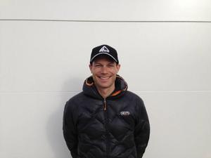Mats Nygren är länets nye cykelprofil. Den förre västerbottningen slog till vid säsongspremiären i Hammarö och tog en tredjeplats totalt i elitklassen.Foto: Privat