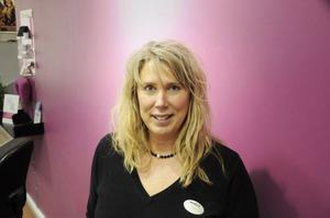 Resias säljare Karin Andersson åker ibland med som reseledare på större bokningar. Men hon