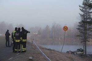 Efter Fredrika-kraschen, där en 26-årig polis omkom, har tillståndet förbättrats för hennes kollega.