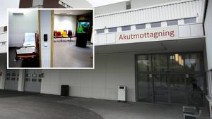 Det blir dyrare att besöka akutmottagningen på Sundsvalls sjukhus efter årsskiftet.