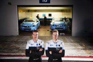 Fredrik Ekblom och Thed Björk är två av Sveriges mest erfarna racerförare. Nu ska de senaste årens dominanter i STCC mäta krafterna med värdseliten i WTCC.