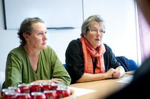 Sedan förra valet har S-kvinnor Borlänge fått 15 nya medlemmar.   Pelo- Hallqvist och Mariann Nordlöf tror på fortsatt ökning  för kvinnoklubben.