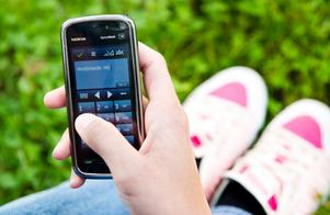 SMS är världens största kanal för datakommunikation.