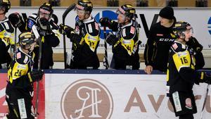 Robert Lantosi och Mathias Linnarud gjorde varsitt mål när VK vann