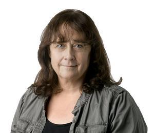 Katrin Säfström tidningschef