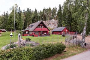 En villa på Rämshyttan 507 i Borlänge kommun är med på Hemnets Klicktoppen, gällande objekten i Dalarna, vecka 20.