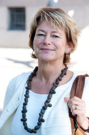 Kulturminister Lena Adelsohn Liljeroth (M).