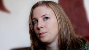Hanna Klingborg (MP), ordförande för Järna kommundelsnämnd.