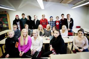 Eleverna från årskurs två på Lugnetgymnasiets ekonomi- och juridikprogram är nöjda över Islandsvistelsen och ser fram emot våren då deras nya vänner kommer på besök till Falun.