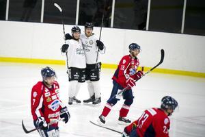 Örnsköldsvik Hockey föll två gånger om i helgen.