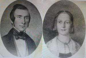 Drabbade av konkursen. Adolf och Maria tvingades sälja sitt hus och flytta till Söderhamn.