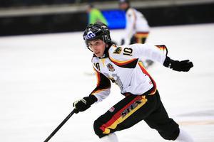 Förre Bollnässpelaren Alexander Koljagin är nu tysk landslagsman – i bandy.