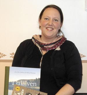 ABF:s Karin Bergkvist gästade även hon PRO Grytnäs senaste möte.