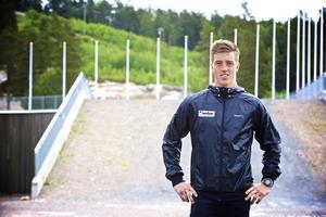 Calle Halfvarsson berättar för Sporten om hur VM-tävlingarna i Falun i februari blev en mardröm för honom.