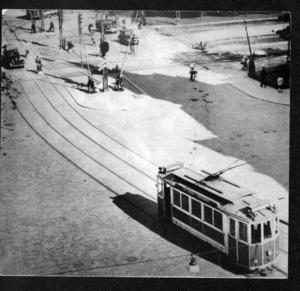 I april 1956 körde den sista spårvagnen till Bomhus, den sista spårvagnslinjen i Gävle.