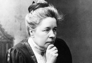 Selma Lagerlöf (1858-1940).