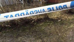 På lördagseftermiddagen larmades polisen till en bostad i Jakobsgårdarna i Borlänge.