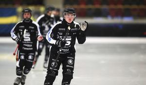 Erik Pettersson sköt SAIK till semifinal.