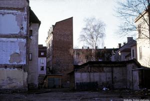 Marks skofabrik, Örebro november 1974.