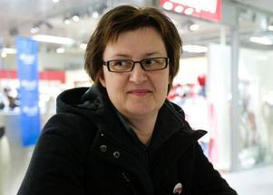 Lillemor Hansson, Ramsele– Jag dricker så pass lite mjölk så jag betalar vad det kostar. Hellre betala lite mera än att köpa utländsk mjölk.