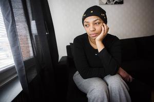Saron Abraham riskarar att utvisas när hon fyller 18 år.