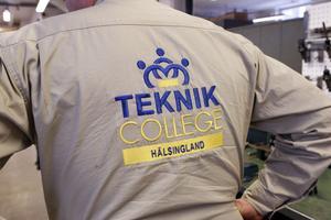 Förutom att Slottegymnasiets industritekniska program ingår i Teknikcollege Hälsingland kan de nu också stoltsera med att de erbjuder årets teknikutbildning.