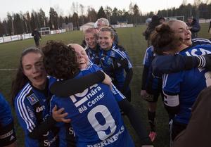 Får ÖDFF jubla som årets lag på fotbollsgalan i november?
