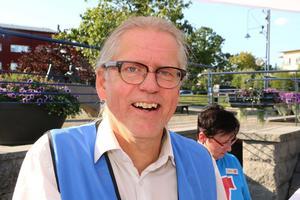 Mats Gunnarsson(MP), regionråd Region Örebro län.