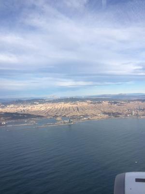 Barcelona. Sista resan innan jul!