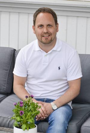 Jörgen Berglund, moderat kommunalråd i Sundsvall.