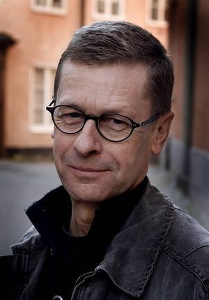 Författaren Klas Gustafson.