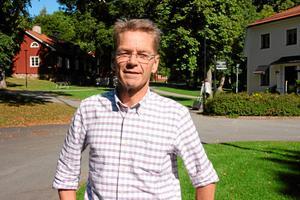 Hans Degréus, föreståndare på Finnåkers kursgård.