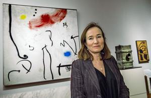 Karin Sidén, nuvarande chef på Waldemarsudde i Stockholm, är en av de personer som nämns i spekulationerna över nationalmuseums nästa chef.