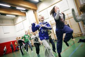 Workshopen har genomförts med stöd av pengar från skapande skola.