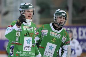 Patrik Nilsson i Hammarbydressen.