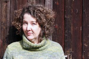 Anna-Karin Palm, författare till novellsamlingen Jaktlycka där denna berättelse, Amelia ingår.