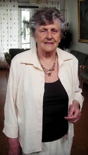 Reseledare Elly Olsson.