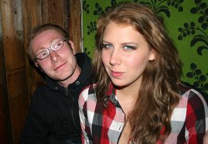 Konrad. Rani och Kim