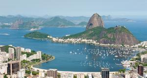 Rio de Janeiro - en av världens dyraste hotellstäder.